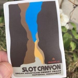 Southern New Mexico Slot Canyon