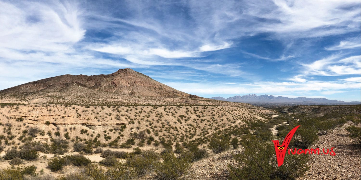 hiking picacho peak las cruces nm