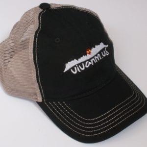Vivanm.us Trucker Snapback Hat