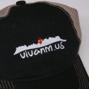Vivanm.us Trucker Snapback