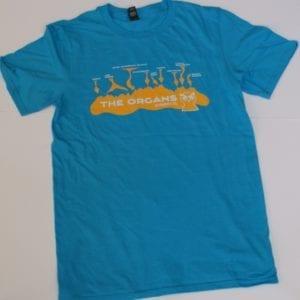 the Organs T-Shirt