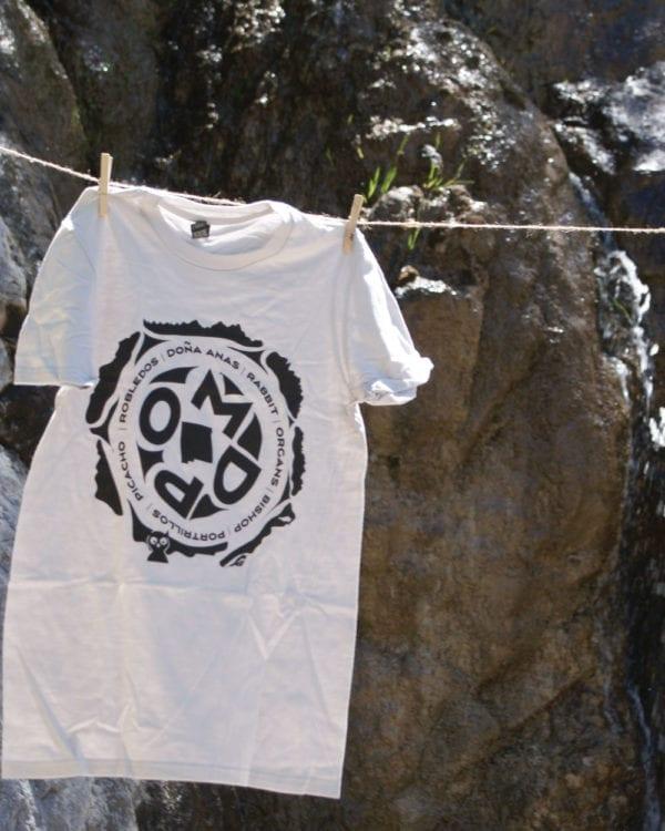 Organ Mountain-Desert Peaks T-Shirts