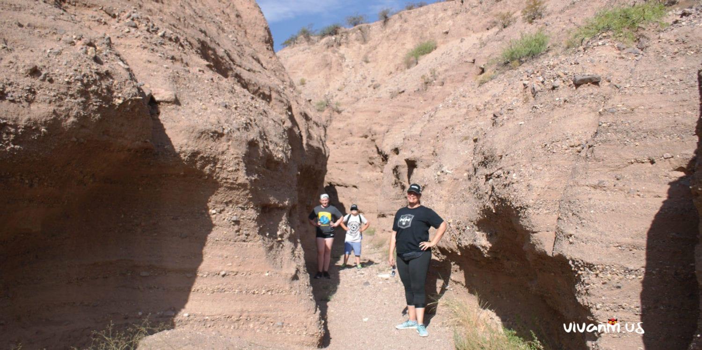 slot canyon southern new mexico