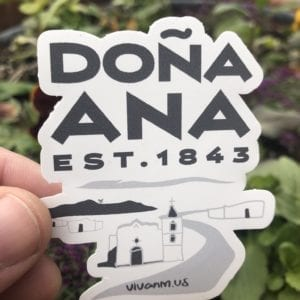 Doña Ana Sticker