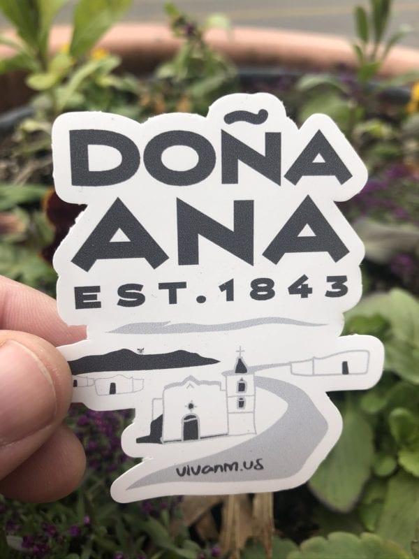 Doña Ana Sticker