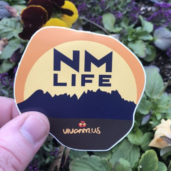 NM Life Sticker