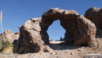 Doña Ana Arch