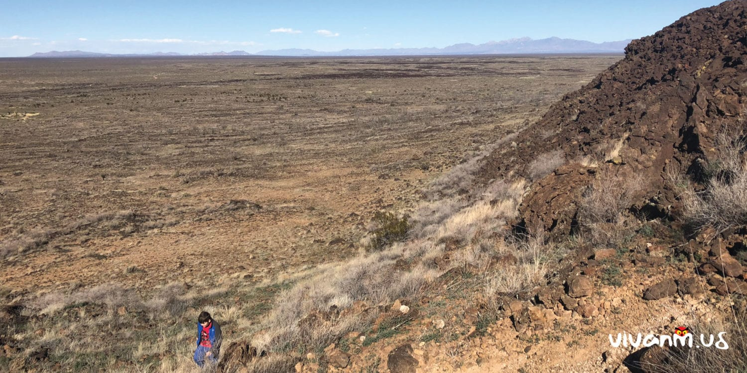 Aden Lava Flow - Southern New Mexico