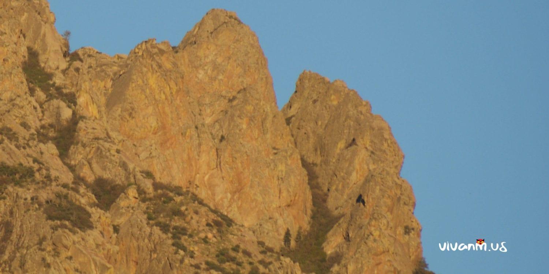 The Organ Needle Elevation 9,012 feet - Organ Mountains