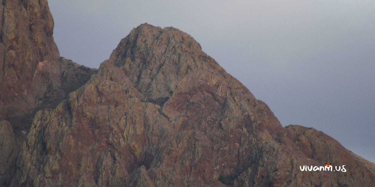 Peaks of the Organ Mountains