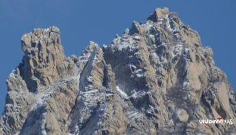 Squaretops - The Organ Mountains