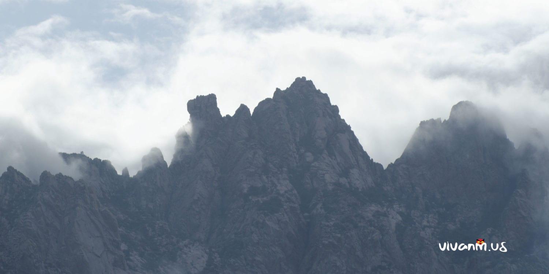 Squaretops - The Organ Mountains