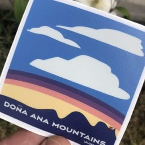 Dona Ana Mountains