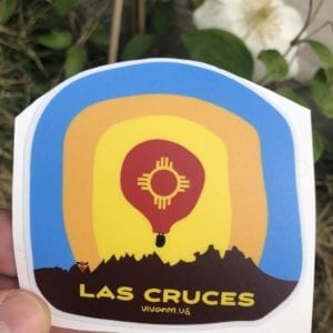 las-cruces-balloon-sticker