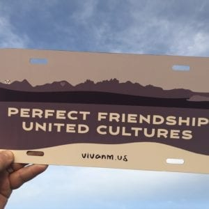 Perfect Friendship United Cultures - New Mexico