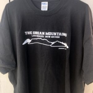 The Organ Mountains