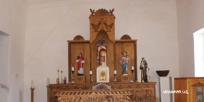 Nuestra Señora de la Candelaria of Doña Ana, New Mexico