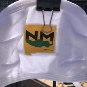 NM Green Chile Mask