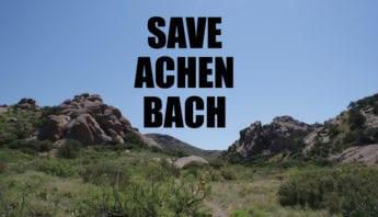 Achenbach Canyon Trail